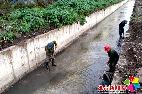 延吉11處雨污分流改造工程全部完工