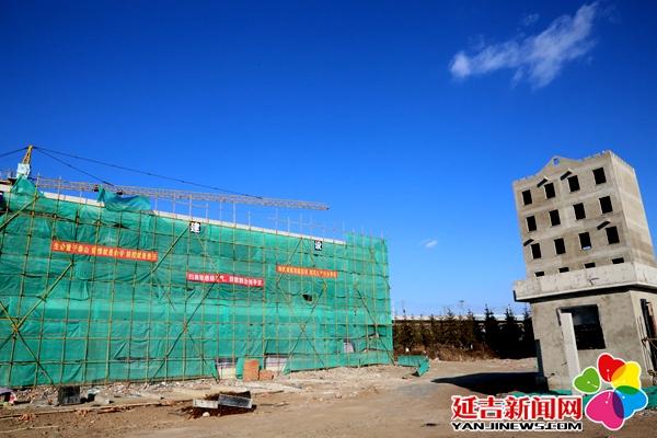 延吉西部城區一座新消防站2021年建成投入使用