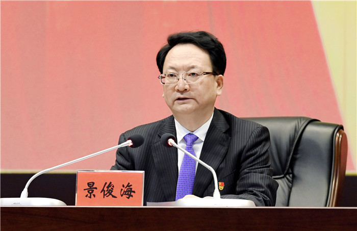 景俊海:全省高校要堅定不移加強吉林急需人才培養