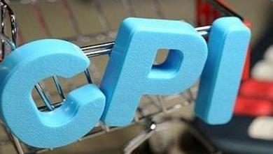 8月份CPI同比上涨2.3%